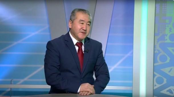 Муканбетов Бейшенбек