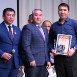 В Доме Дружбы народов кыргызская диаспора отметила Новый год