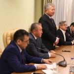 Визит делегации Кыргызской Республики