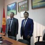 Визит Представительства Госслужбы миграции при Правительстве КР в РФ