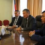 Визит Представительства Госслужбы миграции при Правительстве КР в РФ в Казань